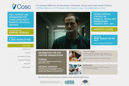 COSC Website