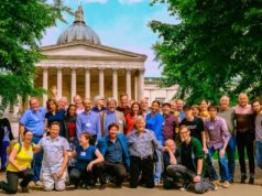 Male Psychology Conference, London, June, 2016