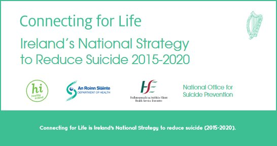 Male suicide - Connecting for Life